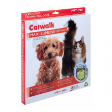 Catwalk Maxi Large Cat/Small Dog Door - Slimline