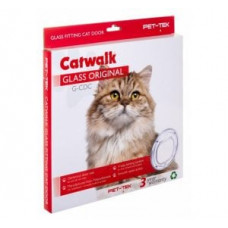 Catwalk Original 4-way locking Cat Door