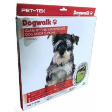 Dogwalk Intermediate Dog Door - Slimline
