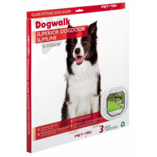 Dogwalk Medium Dog Door - Slimline
