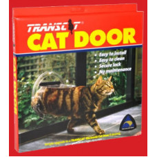 Transcat Upgradeable Cat Door - glass fitting